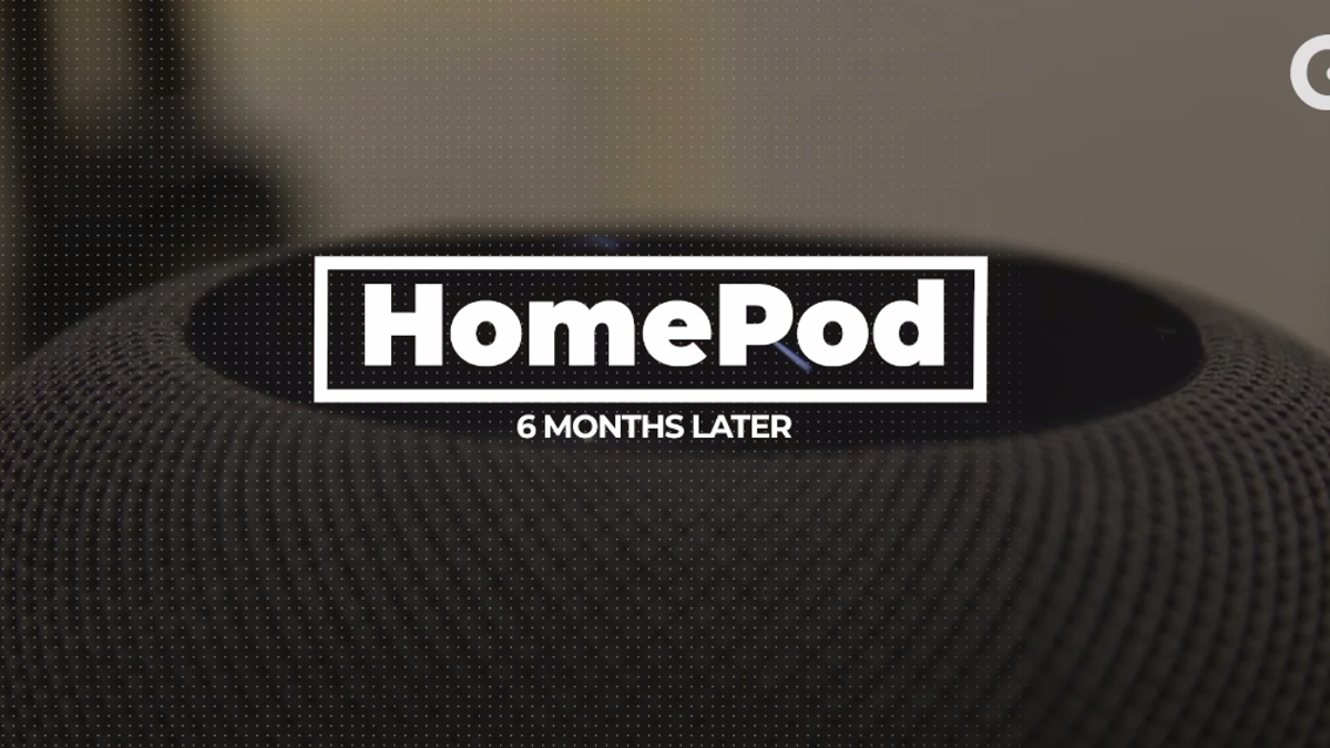 Six Months With the Apple HomePod Almost Convinced Me It Was Good