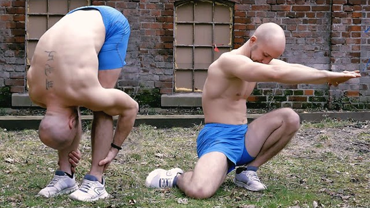 Don't Underestimate Joint Mobility When Building Strength
