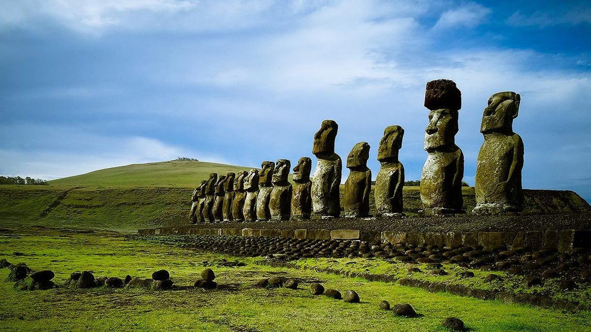 ¿Qué acabó con los Rapa Nui? La hipótesis que explicaba el colapso de la civilización en la Isla de Pascua es falsa