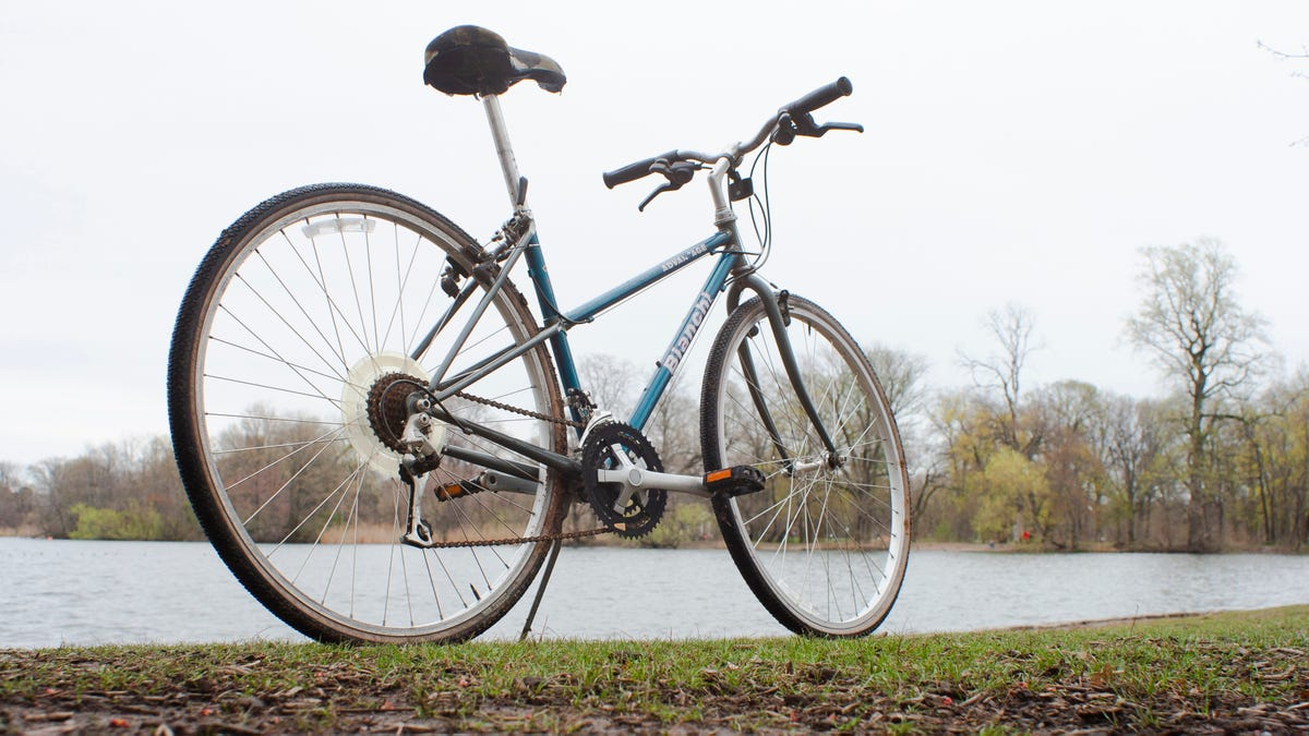 I Bought A Bianchi For $20 And I Do Not Have A Plan