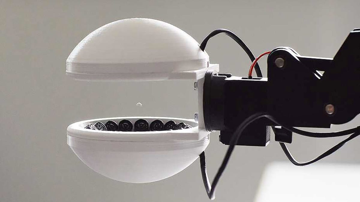 Using Force-Like Powers This Robotic Gripper Can Grab Things Without Touching Them