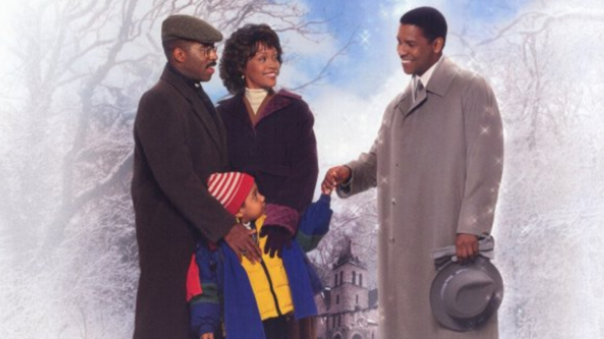 If You Didn't Listen to The Preacher's Wife Soundtrack, Did Christmas Even Happen?