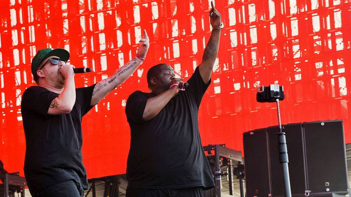 Christmas is canceled, motherfuckers: Run the Jewels drop new album