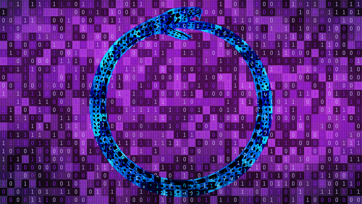 The Ouroboros, From Antiquity to AI