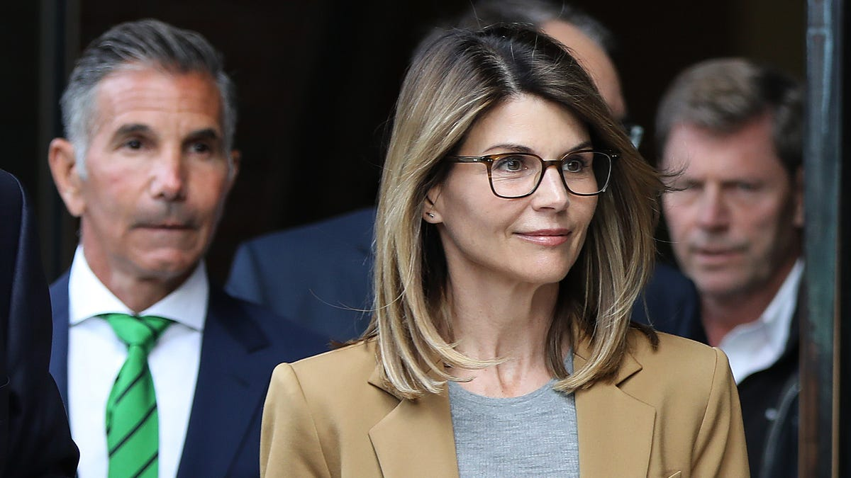 Lori Loughlin gets a trial date, could face up to 50 years in prison