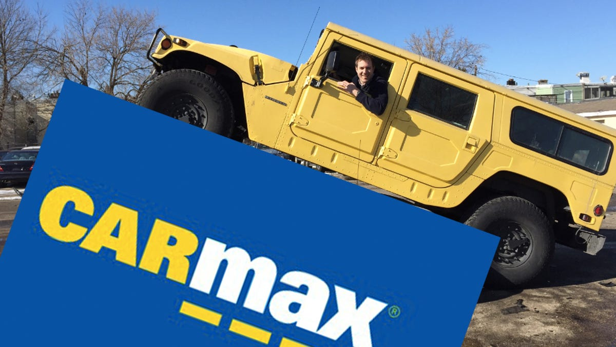 Comment Of The Day: Revenge Of Carmax Edition