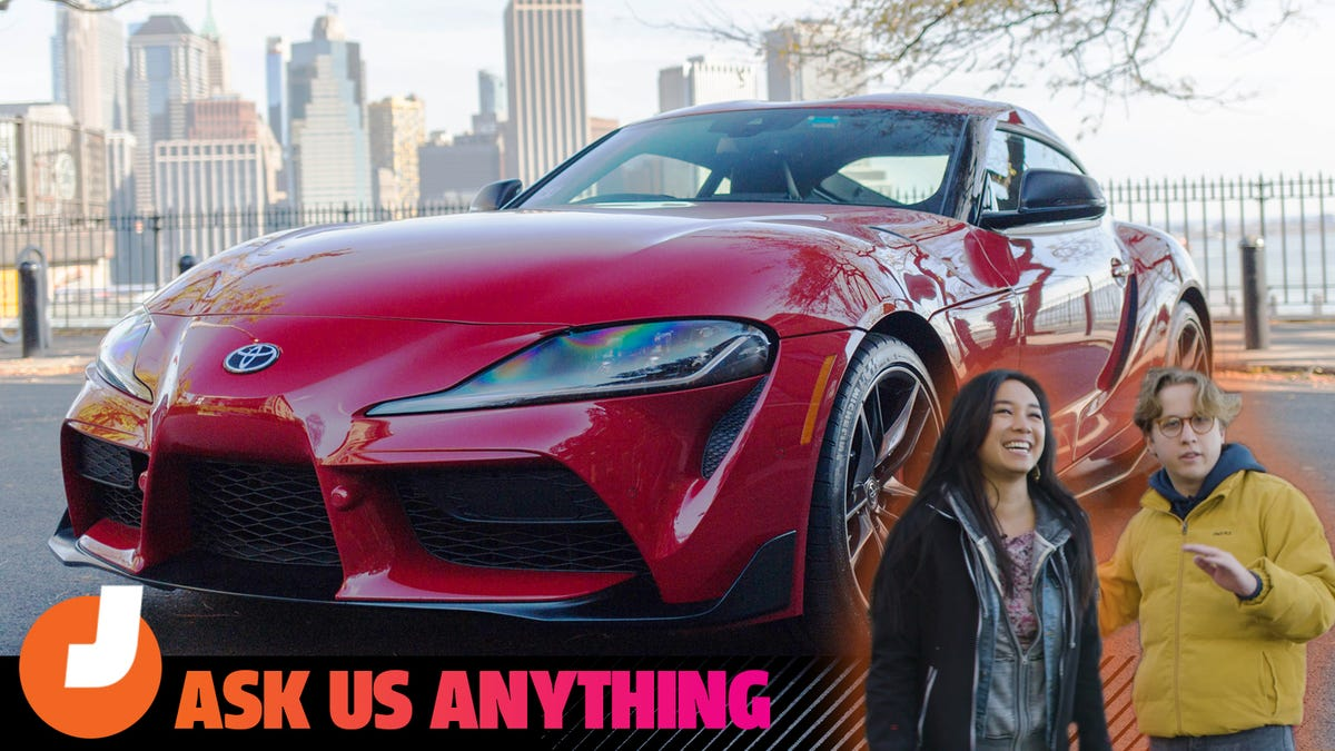 Nobody Is Cross-Shopping The Toyota Supra With Anything Else