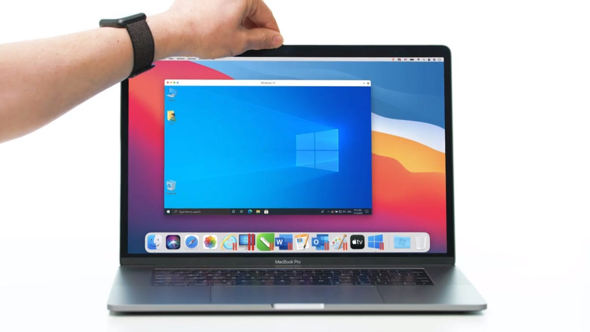 You Can Now Run Windows 10 on Apple's M1 Macs...Sort Of - Gizmodo