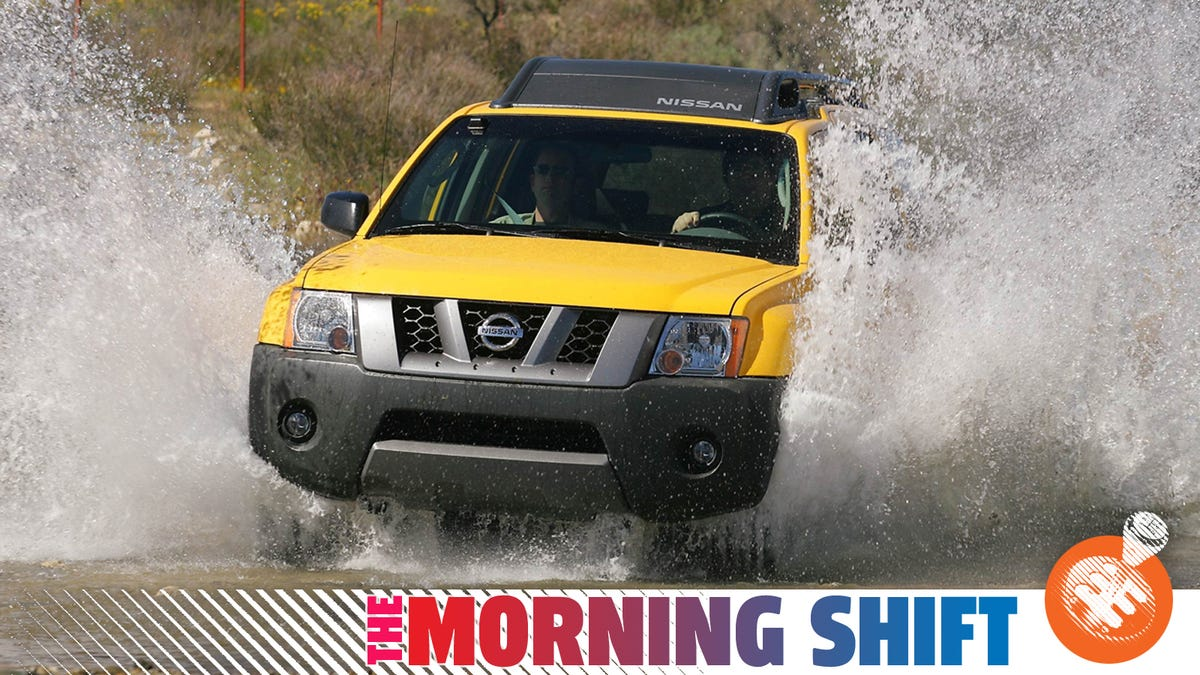 Nissan Dealers Want The Xterra Back