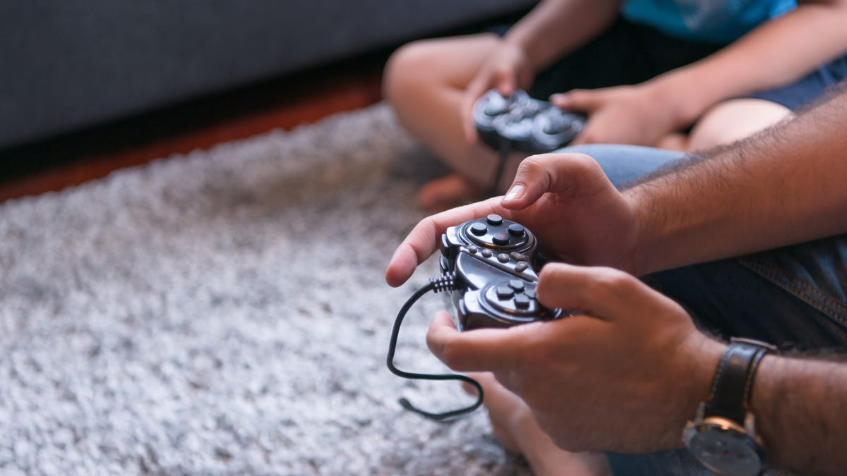 When to Introduce Little Kids to Video Games