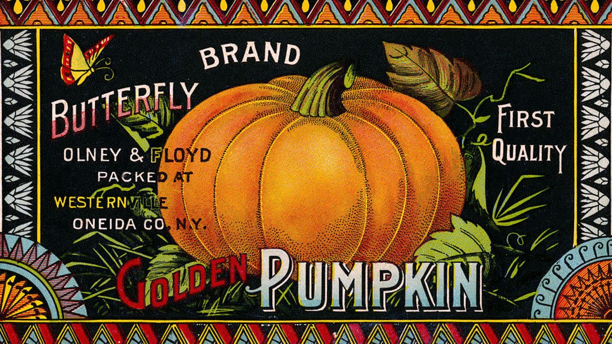 Finally some good news: there's not a canned pumpkin shortage