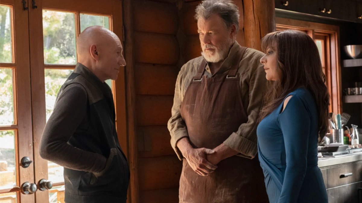 Star Trek: Picard Refocuses Its Heroes, With Help From a Few Friends