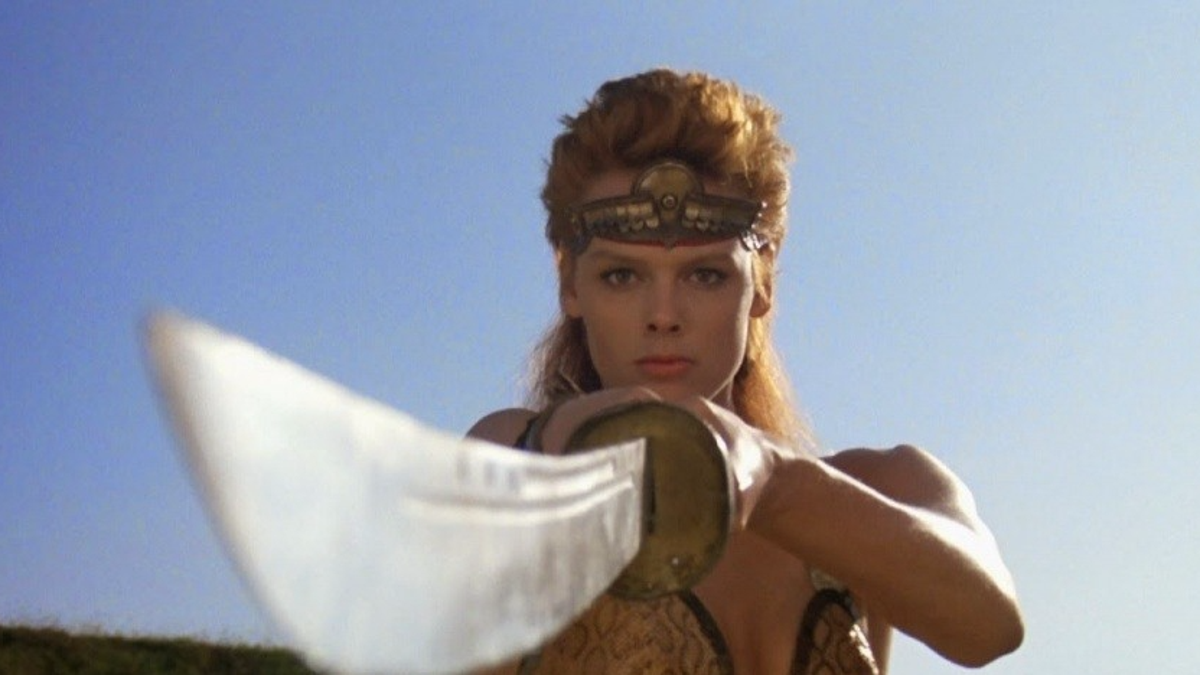 Red Sonja Is Getting a New Movie