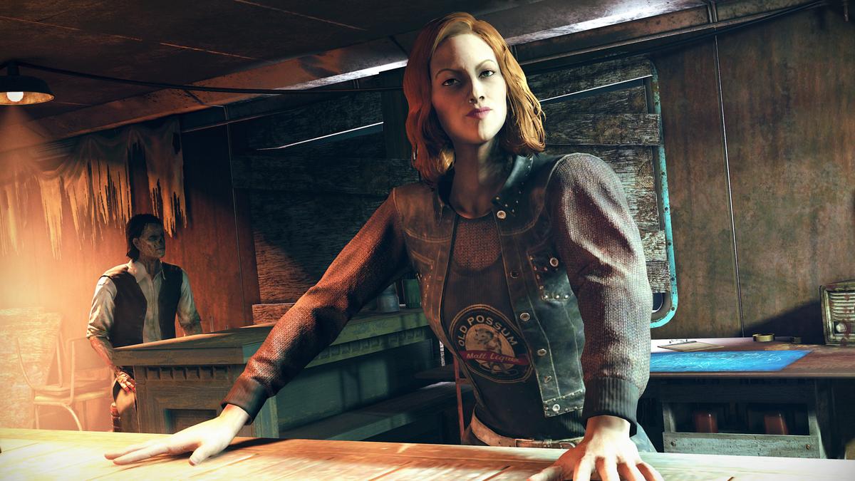 Fallout 76 Won't Get Human NPCs Until Next Year