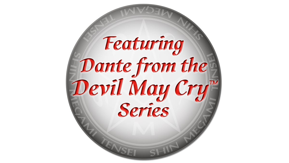 Handy Sticker Lets You Meme Devil May Cry's Dante Into Any Game