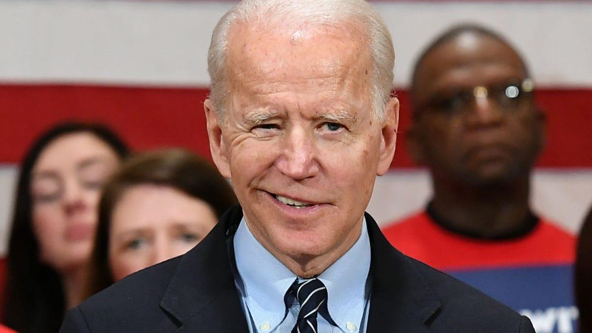 Democratic Primaries: Joe Biden Beats Bernie Sanders Like He Stole His Tax Refund