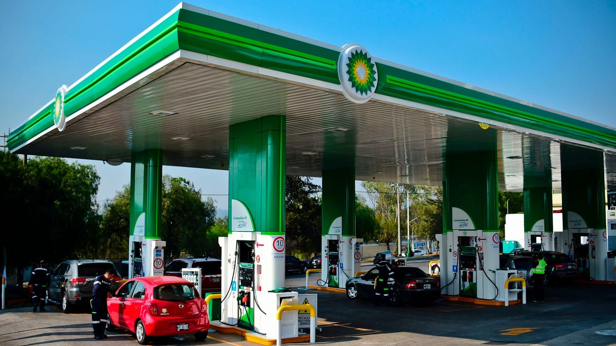 BP Says We've Already Reached Peak Oil