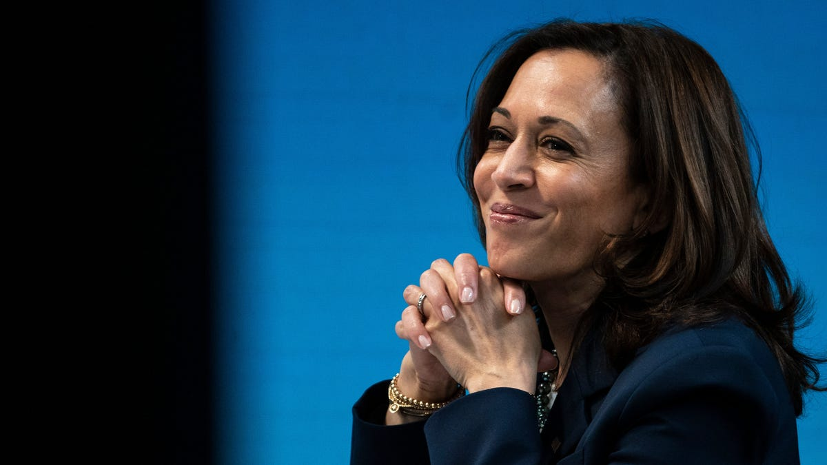 Republicans Are Spreading a Cruel New Lie About Kamala Harris