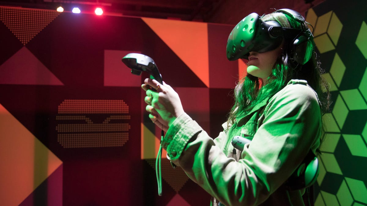 VR is getting very, very good