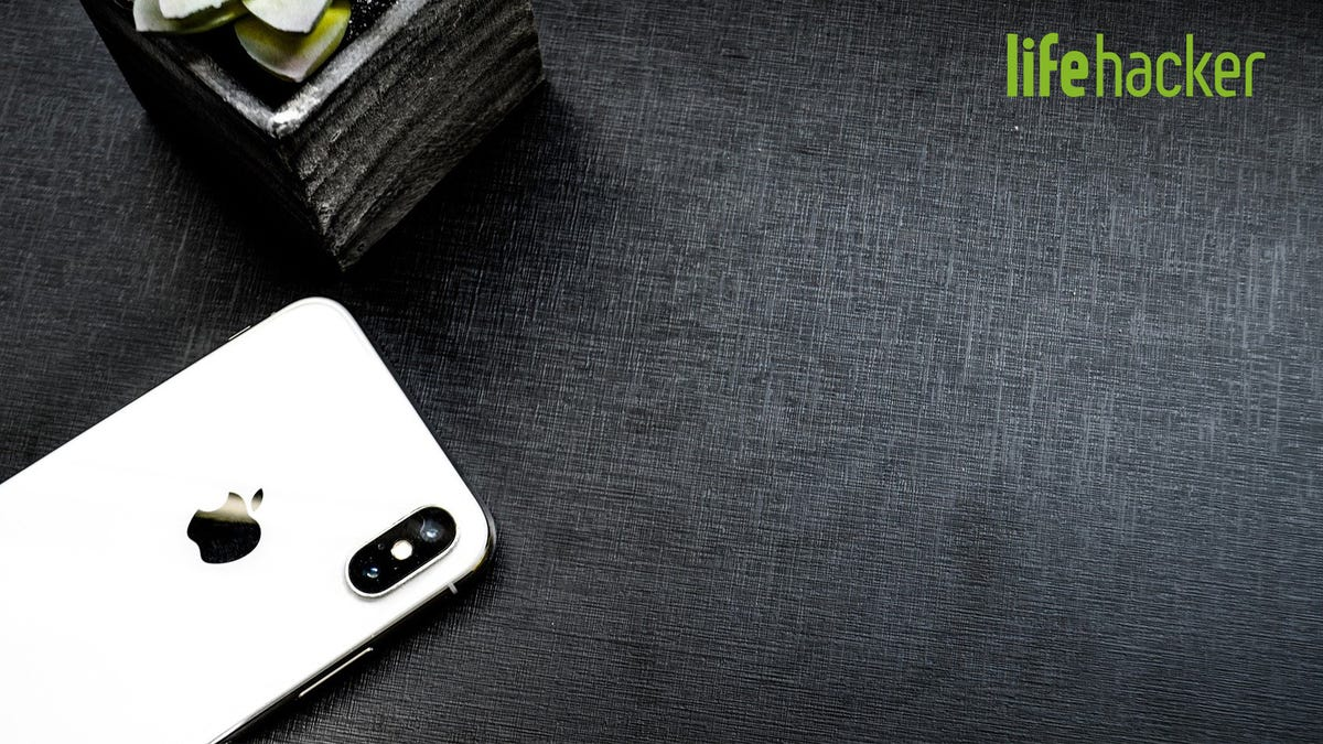 How to Take a Screenshot on iPhone X, XS and 11 - Lifehacker