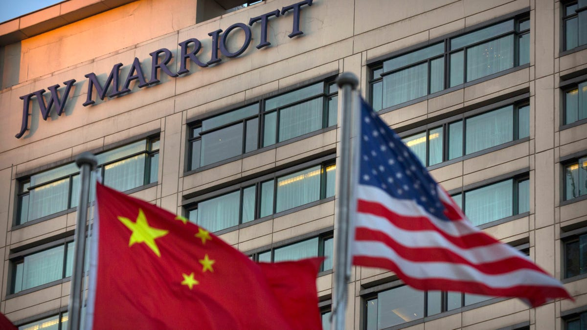 After China Got Mad, Marriott Fired a Social Media Manager for Liking a Tweet About Tibet