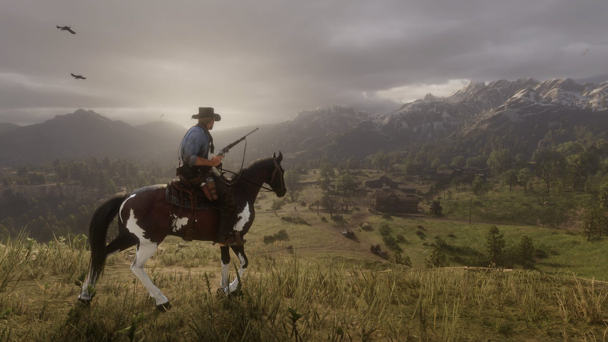 Red Dead Redemption 2, One Year Later