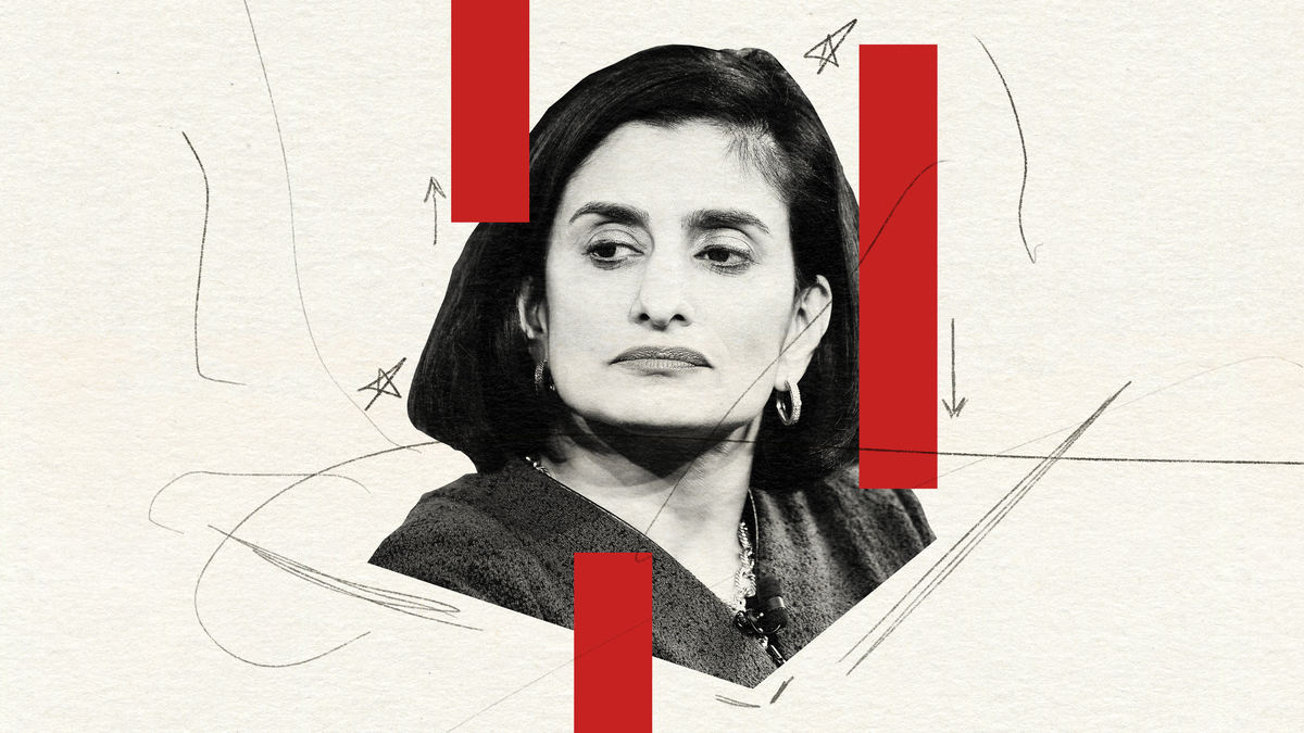 Goodbye to Seema Verna, the Trump Appointee Who Desperately Tried to Anoint Herself a Girlboss