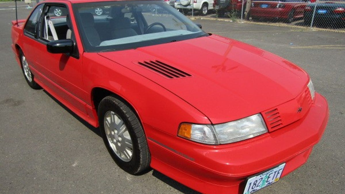 At 3 977 Could This 1992 Chevy Lumina Z34 Be The Light Of Your Life