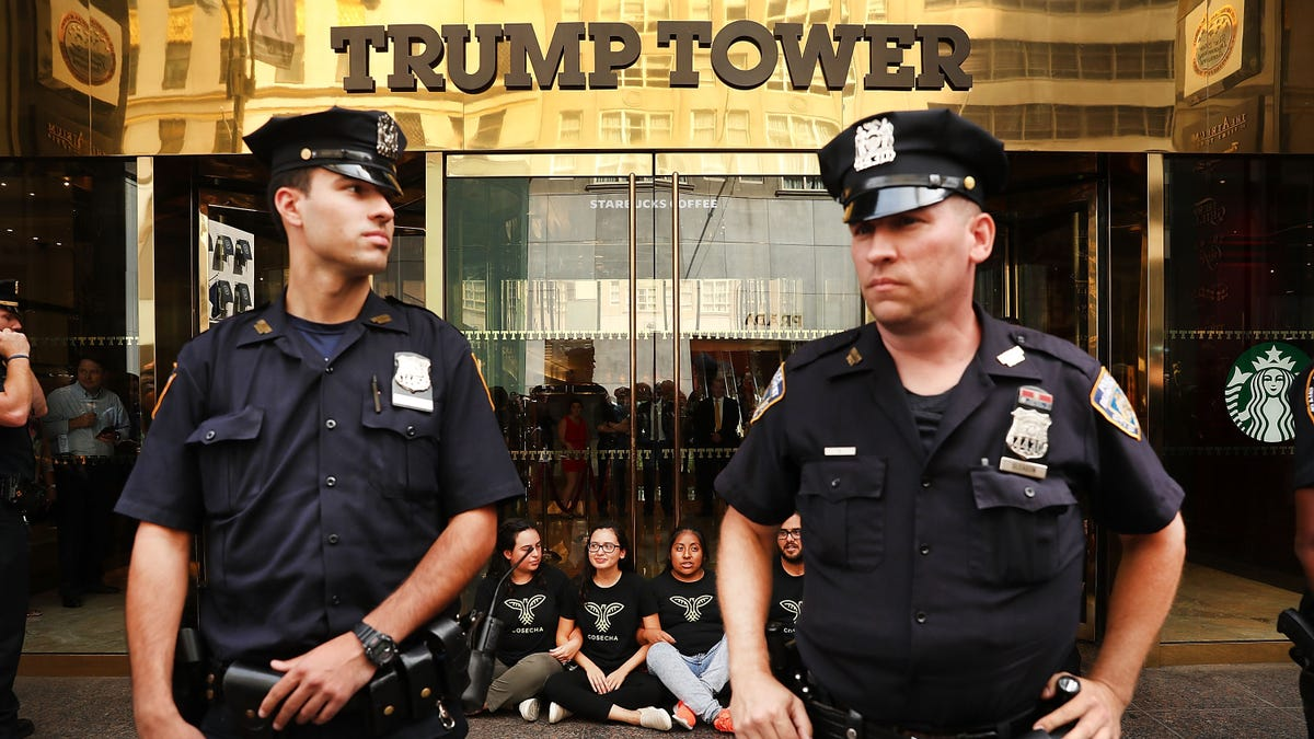 The New York Times Ruined Your Chance to Stay in This Insane Trump Tower Airbnb