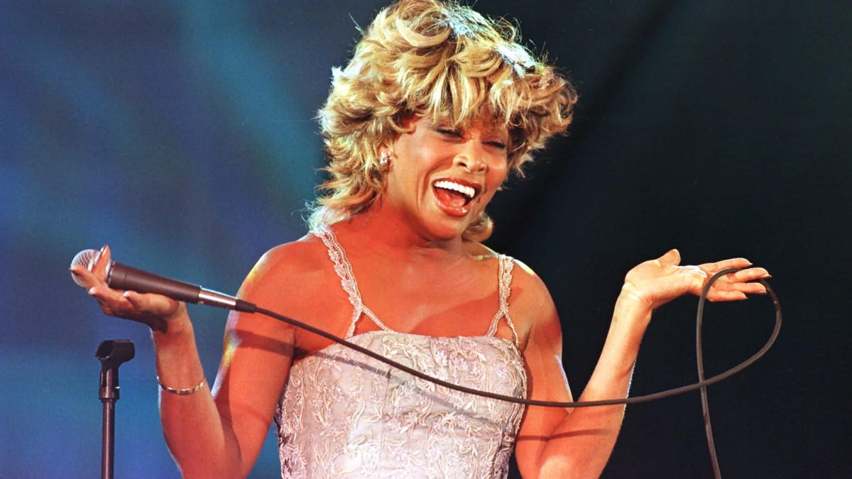 HBO documentary TINA to celebrate Tina Turner's legendary career