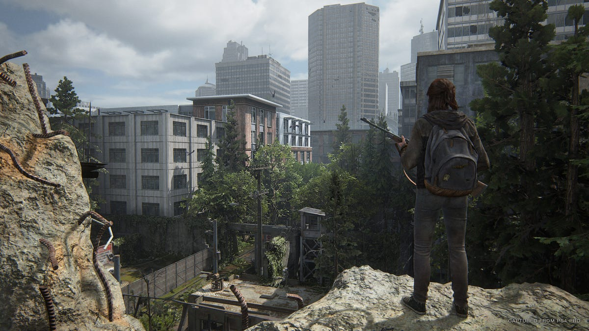 The Last Of Us Part II reckons with the original and its own violence