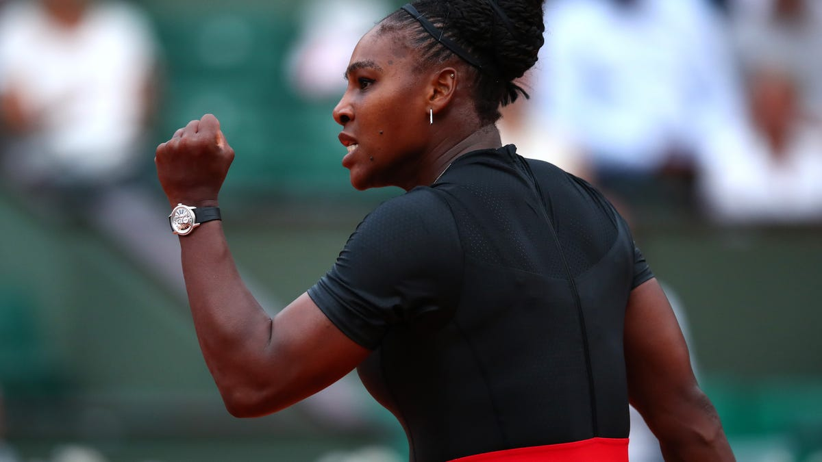 'Only a Woman Can Be This Strong': Serena Shuts Down Body-Shamers in Harper's Bazaar UK