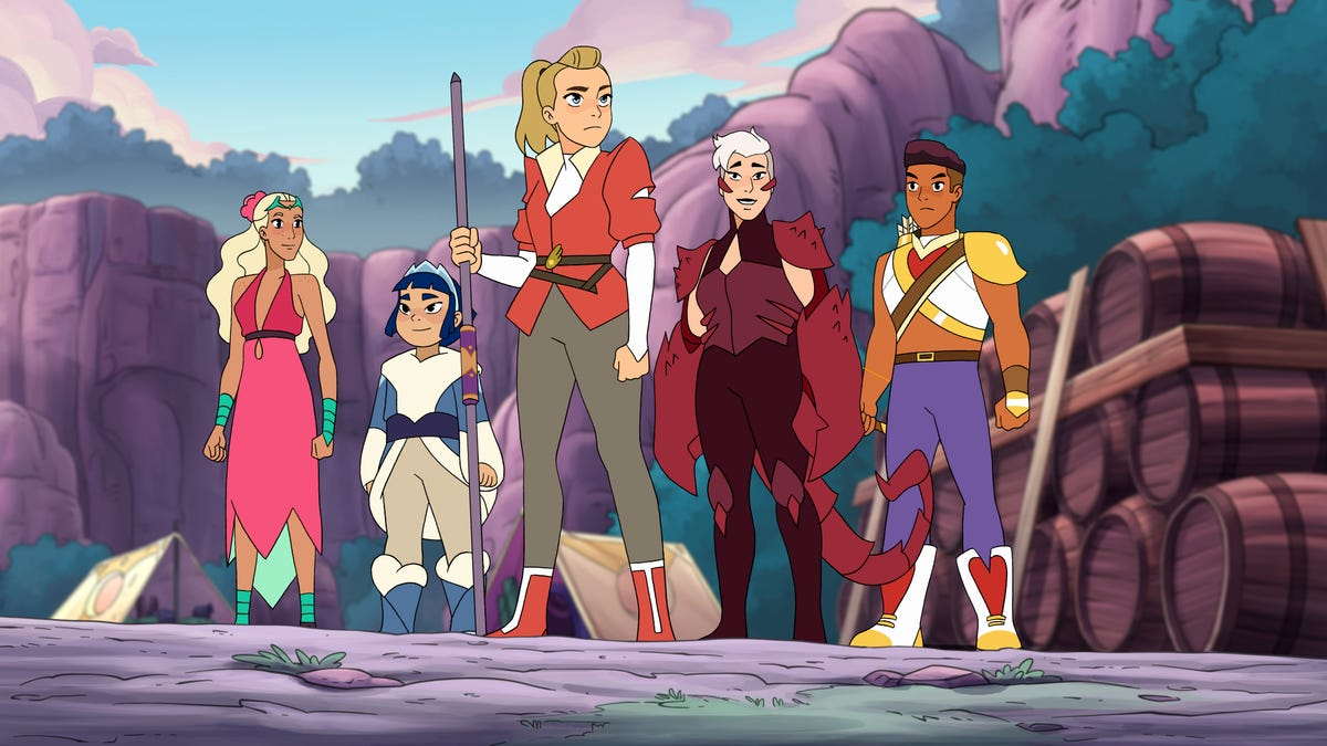 She-Ra And The Princesses Of Power finishes with more heart than ever