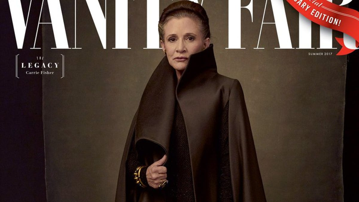 Vanity Fair unveils an early look at Star Wars: The Last Jedi