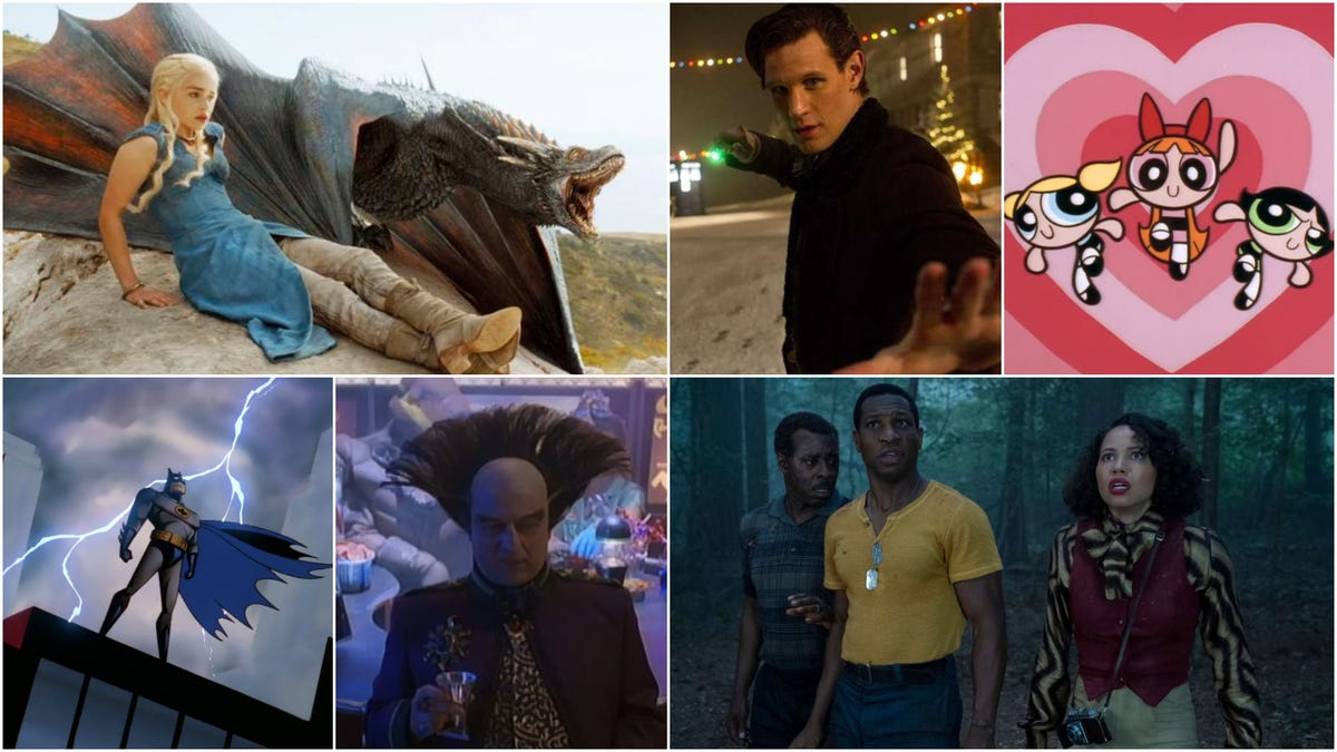 What to watch on HBO Max: Best TV horror, sci-fi, fantasy, and superheroes