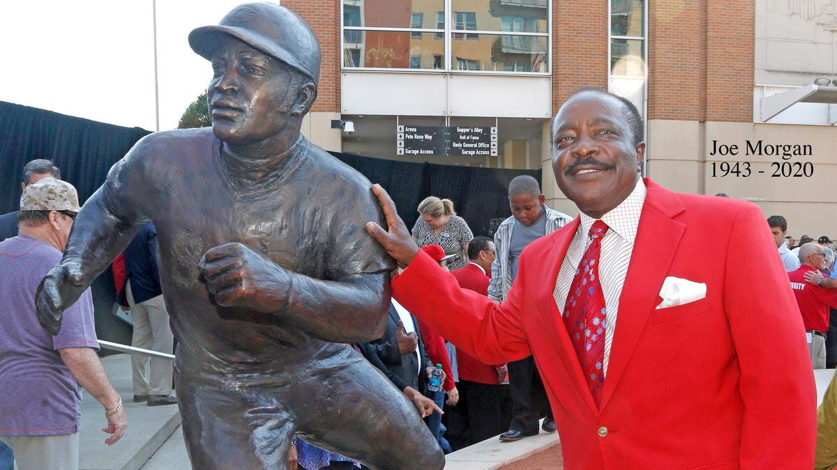 Joe Morgan, championed by the analytics he hated, passes away at 77