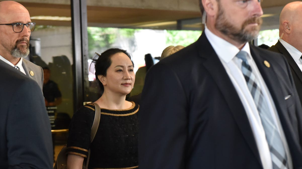 Huawei Executive One Step Closer to U.S. Extradition After Major Loss in Court