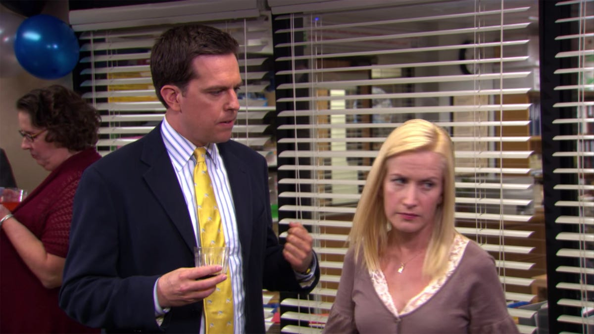 God, We're So Lonely: 5 Angela And Andy Moments That We'd Take As Couple Goals At This Point