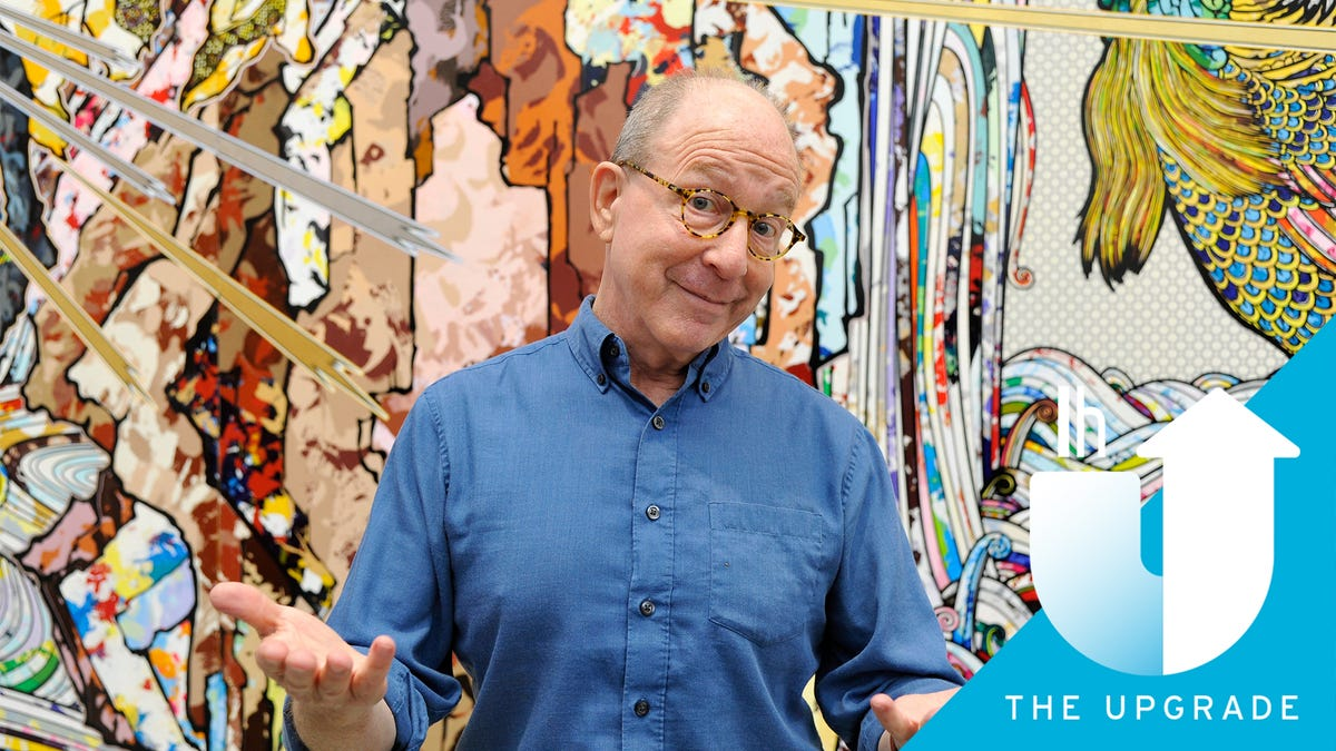 How to Talk About Art, With Jerry Saltz