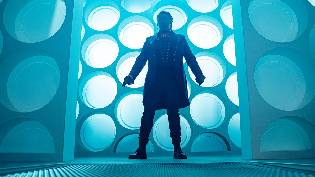 Doctor Who's Showrunner Wants You to Know That the New Time Lord Is No Joke