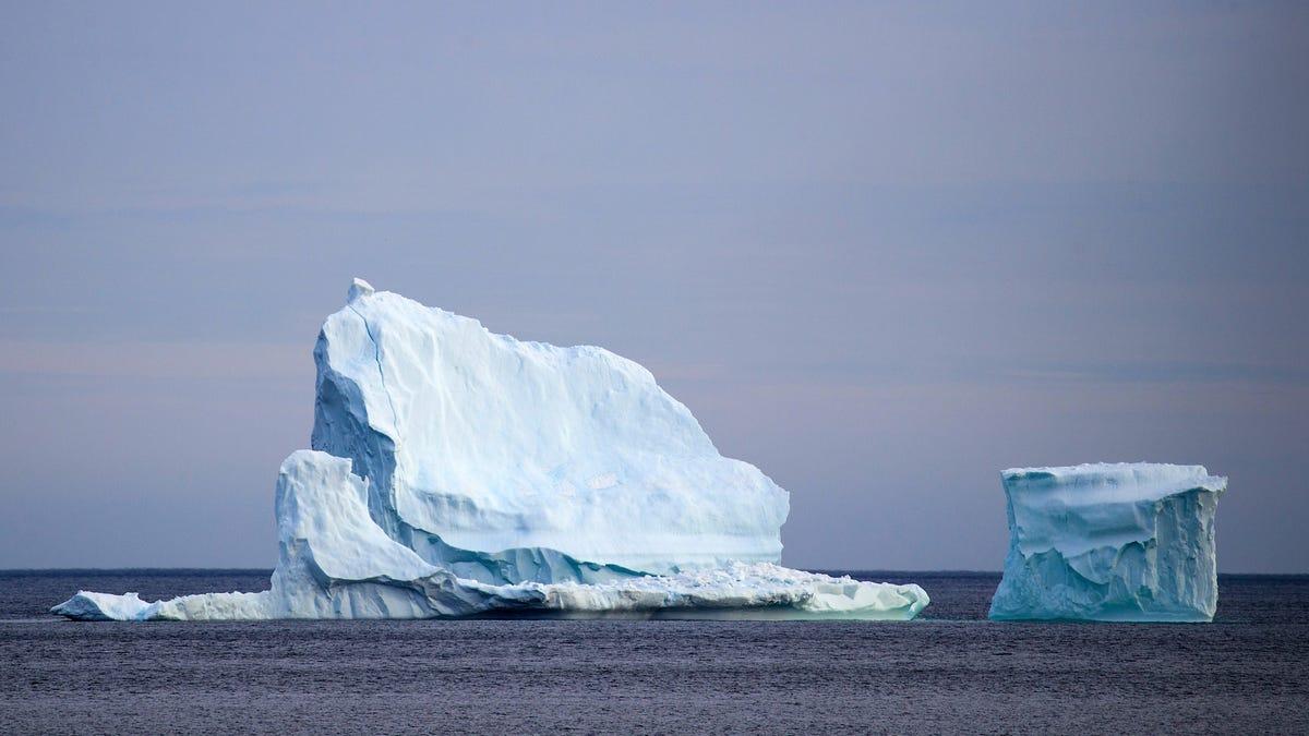 RIP: Canada's Last Ice Shelf Has Collapsed