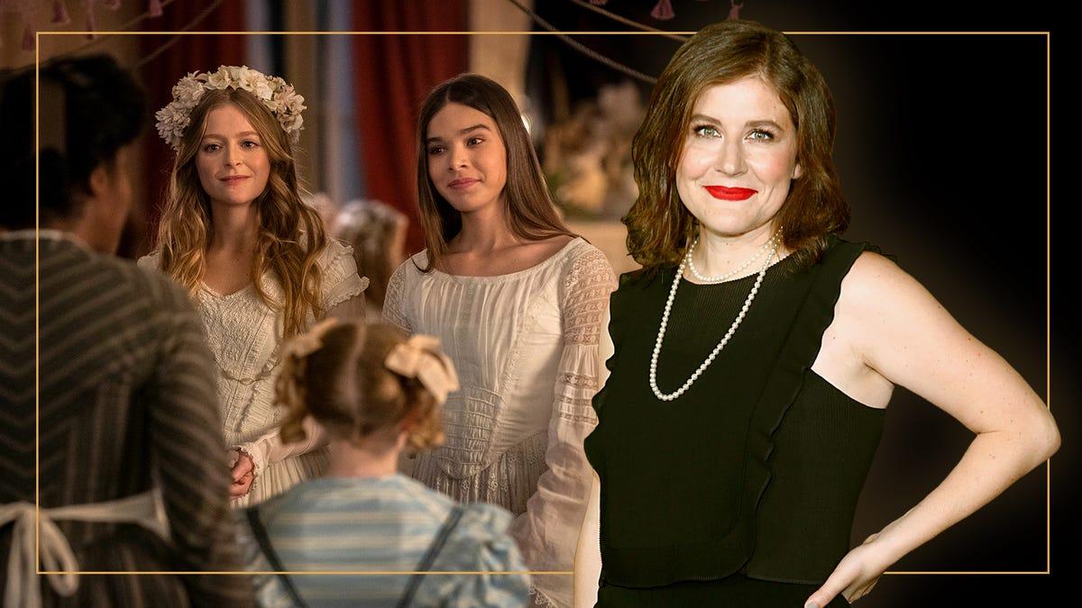 Dickinson creator Alena Smith on season 2's influences