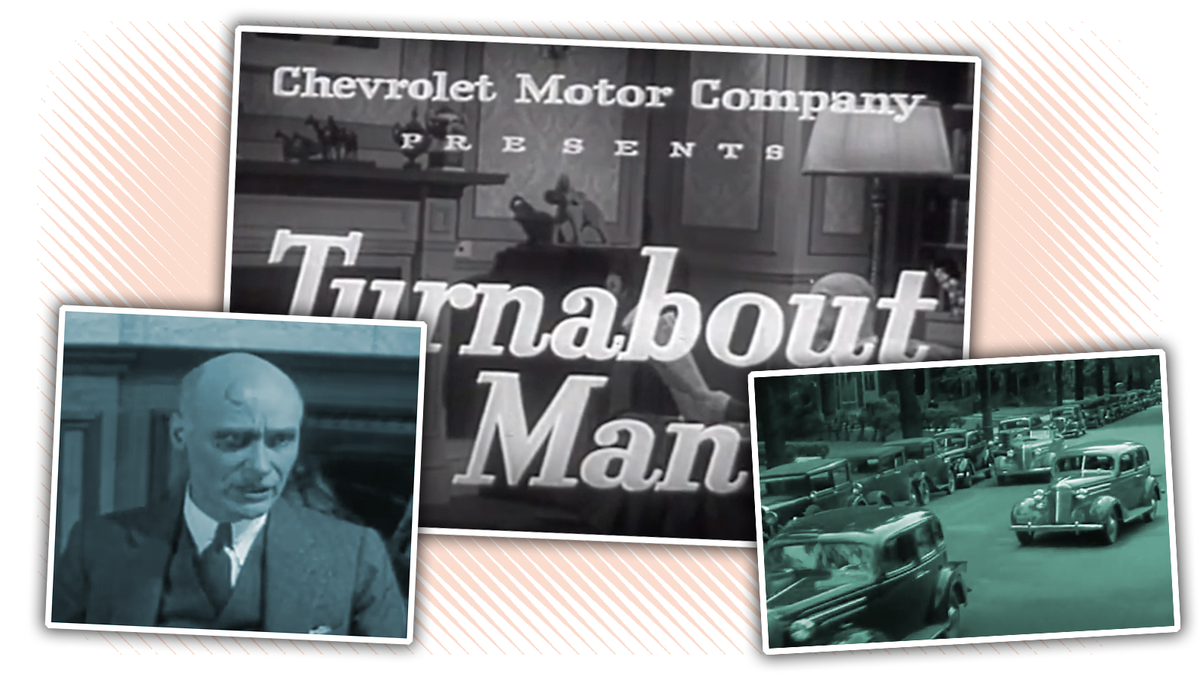 This 1936 Chevrolet Film About Driving Courtesy Is Absolutely Unhinged And Has A Dude Getting His Ass Kicked At The Opera