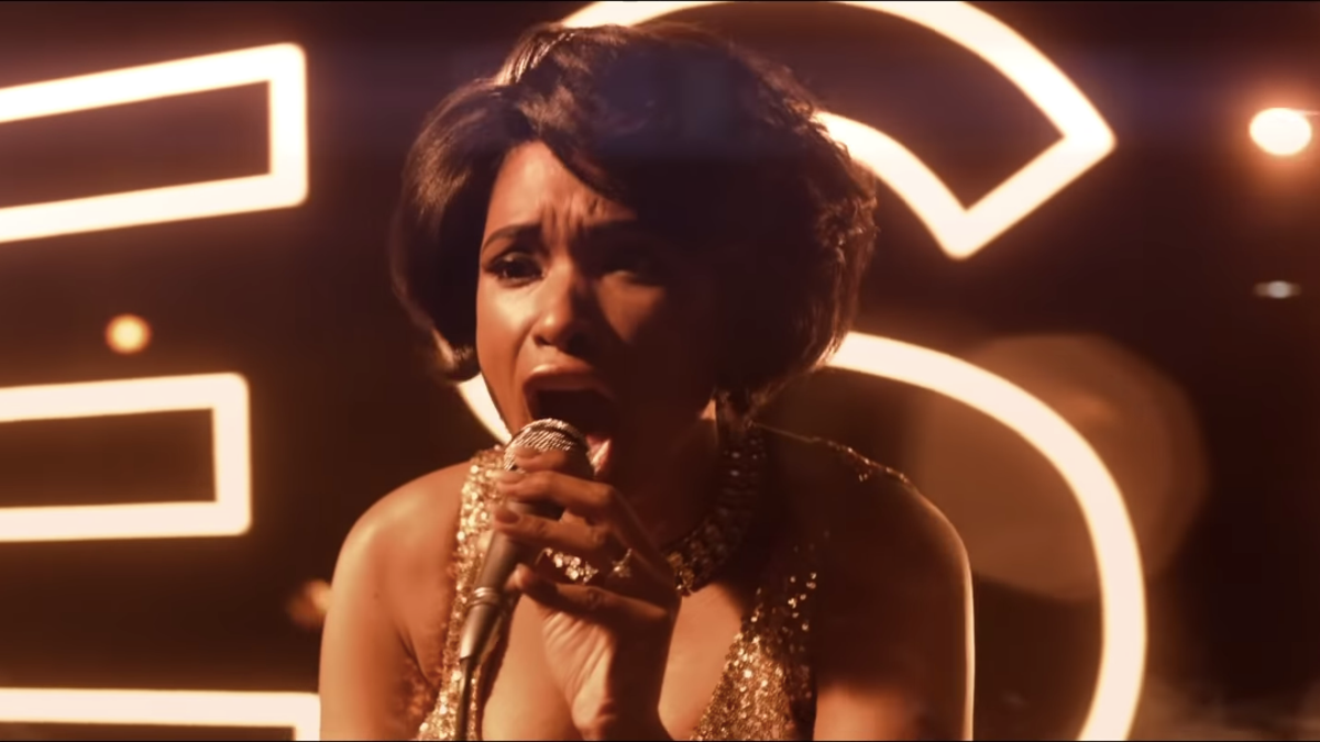 Respect trailer: Jennifer Hudson is Aretha Franklin