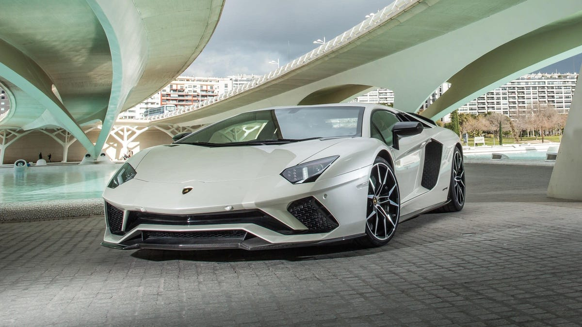 Your Lamborghini Aventador Has Been Recalled