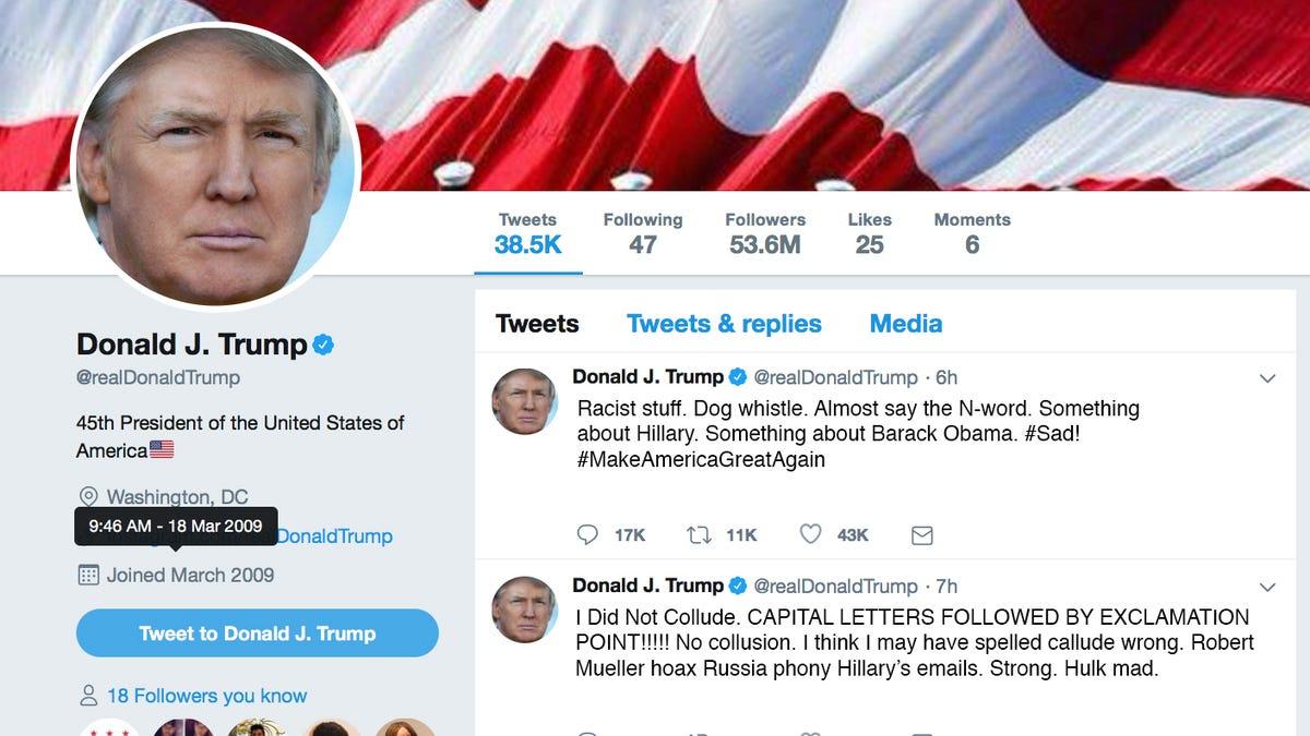 Donald Trump's Old Ebola Tweets Reveal His Incompetence on Coronavirus