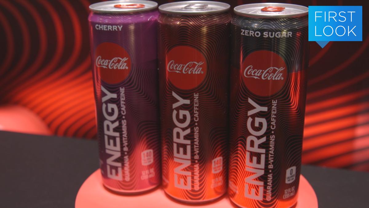 Coke Energy Made Me Realize Other Energy Drinks Taste Like Ass