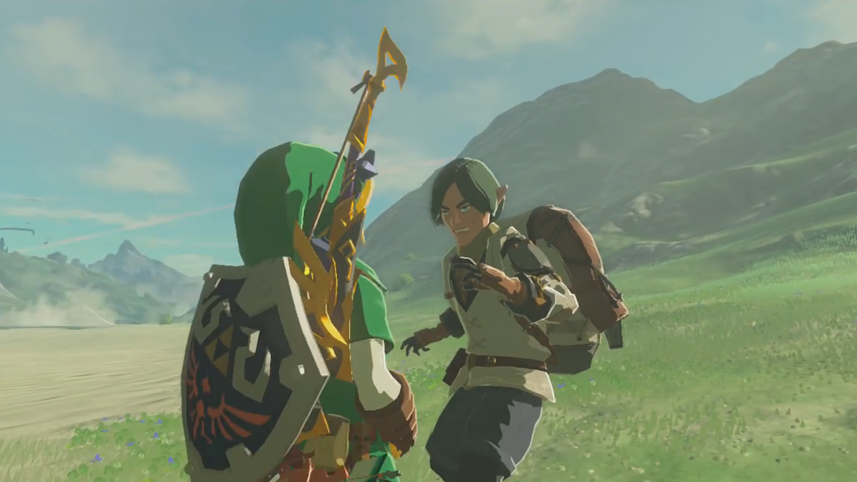 Breath of the Wild NPCs Appear To Be Based On 'Advanced' Miis