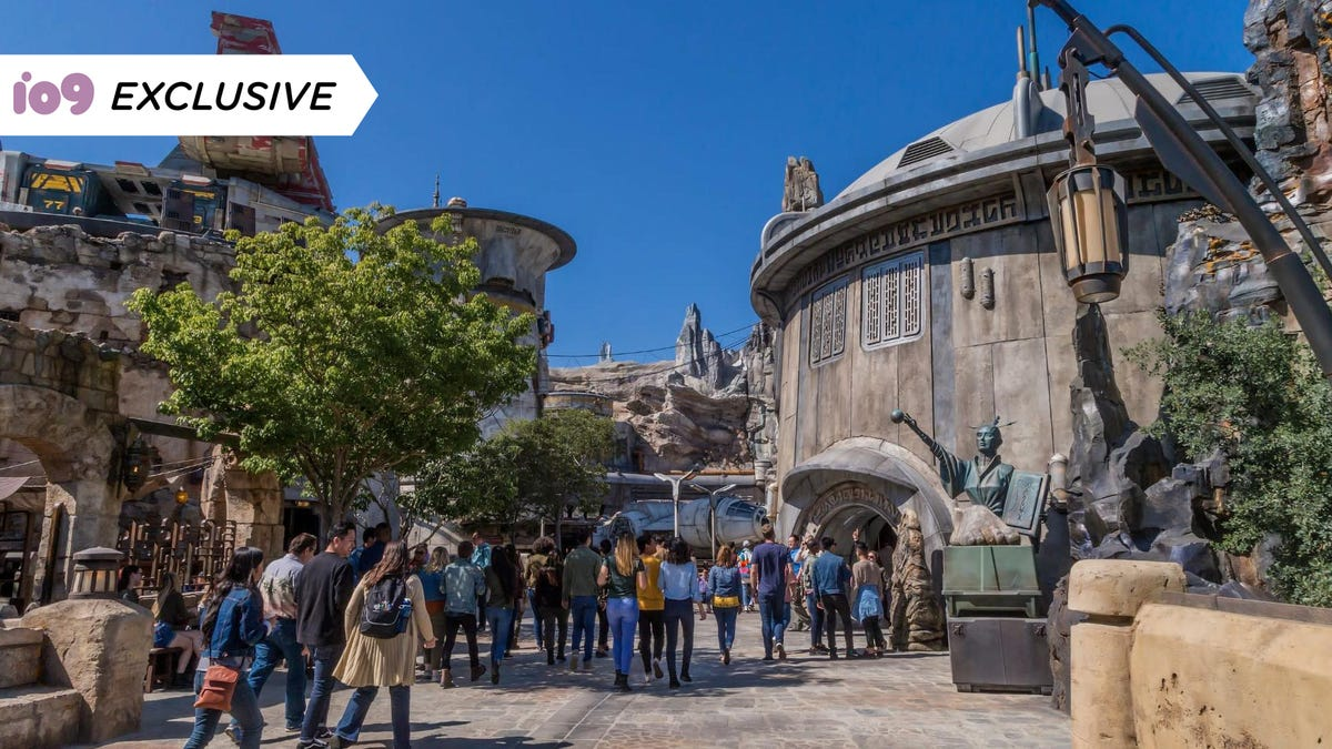 Some of the Coolest Star Wars: Galaxy's Edge Merch Will Soon Be Available to Everyone