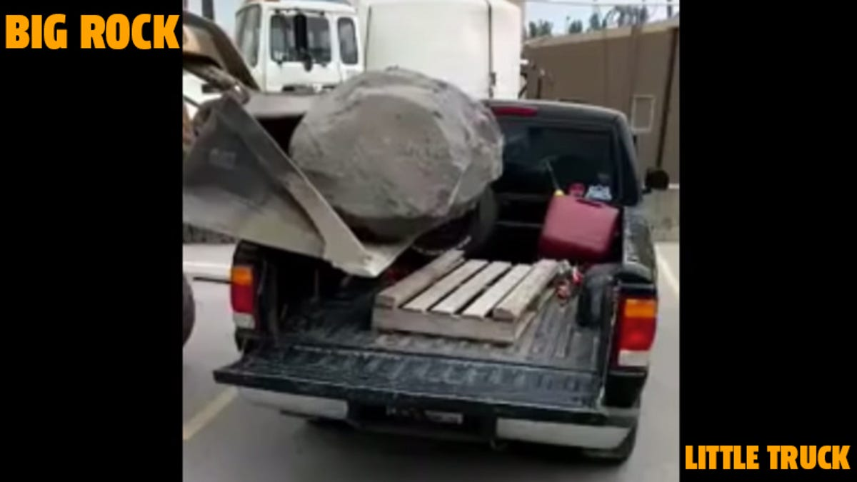 Here's What Happens When You Exceed Your Pickup's Payload Capacity